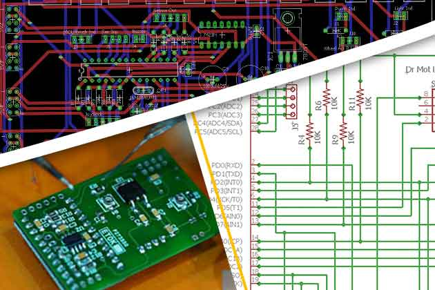 electronic circuit design|pcb design services