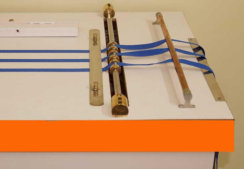 Ribbon Printer Prototype Designed By Compu Drive System