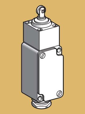 Steel Roller Plunger Limit Switch